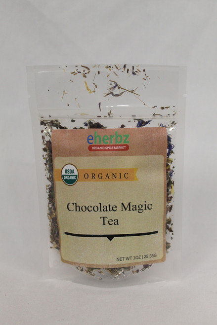 Chocolate Magic Tea Blend 1oz DB