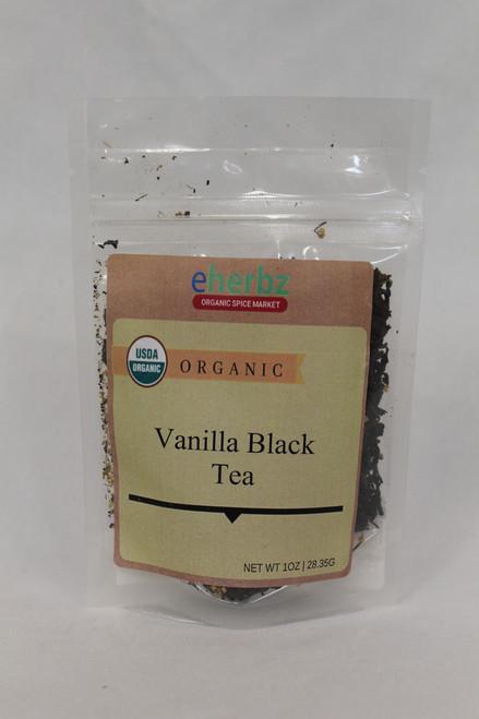 Vanilla Black Tea 1oz MR