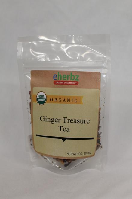 Ginger Treasure Tea