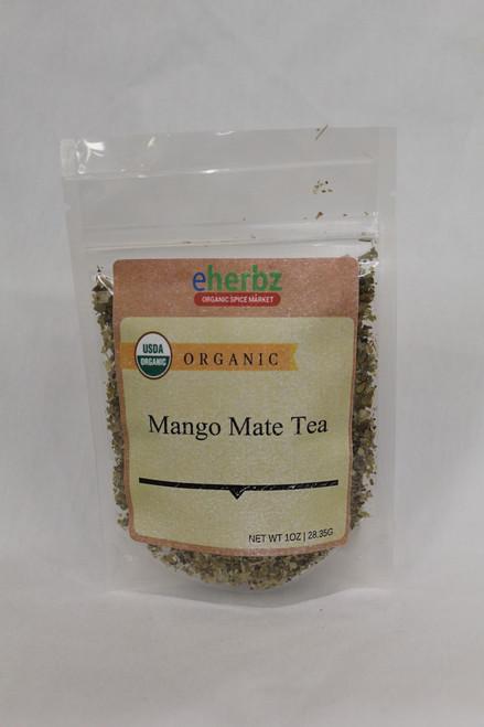 Mate and Mango Tea