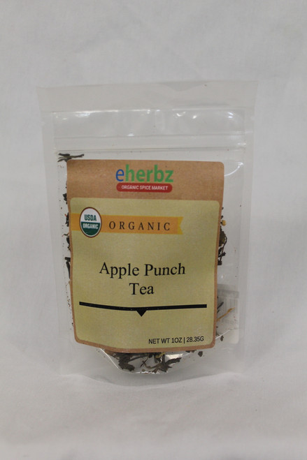 Apple Punch Green Tea 1oz DB