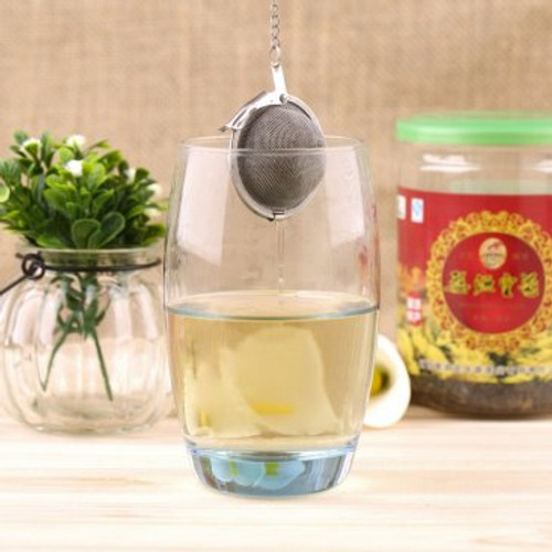 Mini Tea Ball Stainless 1.5in