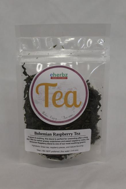 Bohemian Raspberry Tea 1oz ES