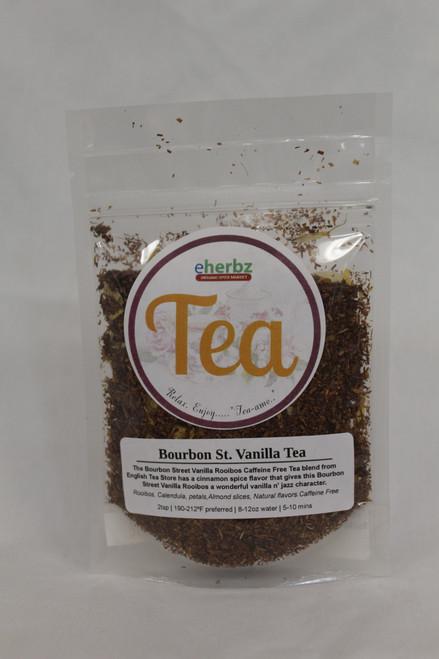 Bourbon St Vanilla Tea 1oz ES