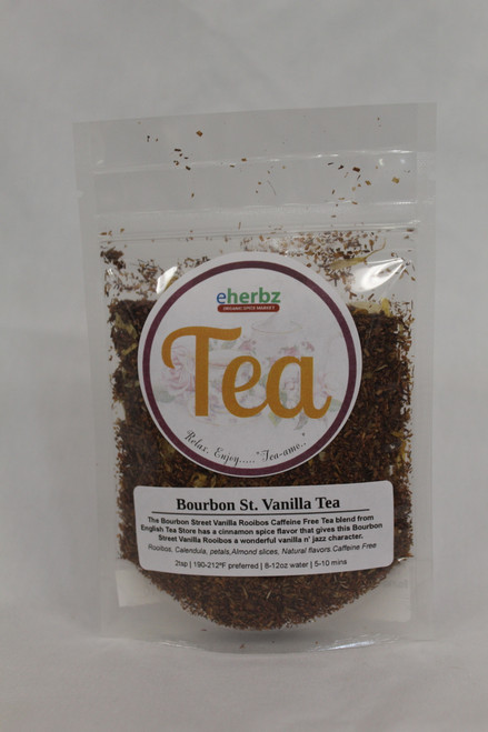 Bourbon St Vanilla Tea
