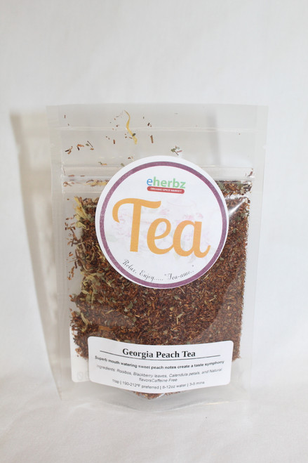 Georgia Peach Tea