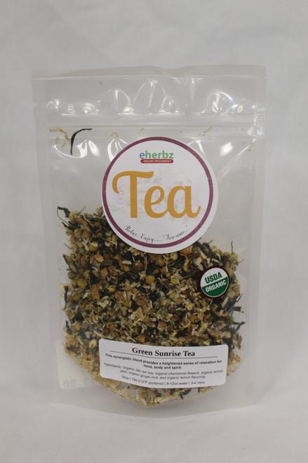 Green Sunrise Tea