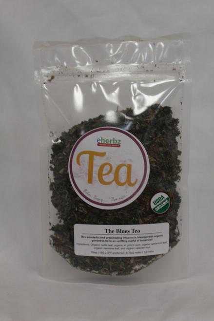 The Blues Tea 1oz MR