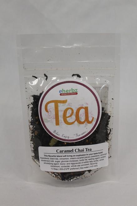 Caramel Chai Tea