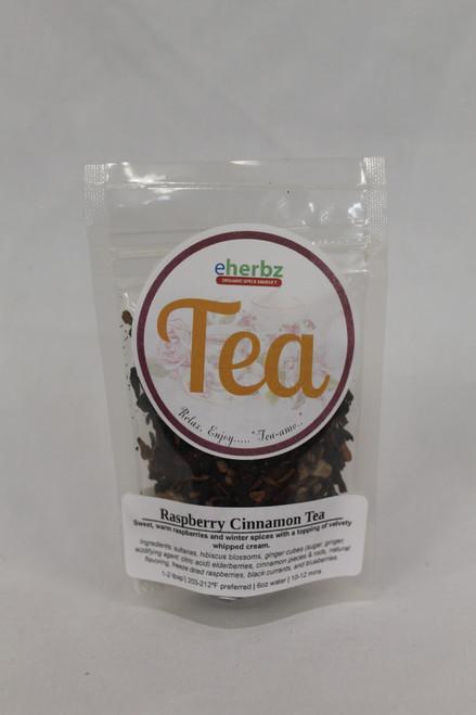 Raspberry/Cinnamon Tea 1oz DB