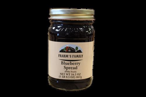 Blueberry Spread 16.5 oz FF