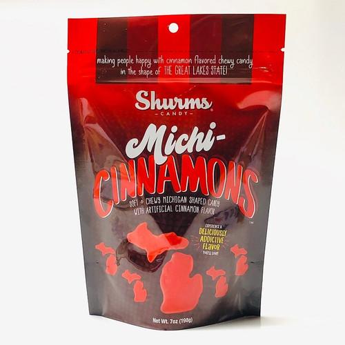 Michi-Cinnamons Bag 8oz