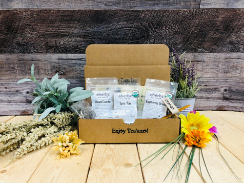 Tea Sampler Pack