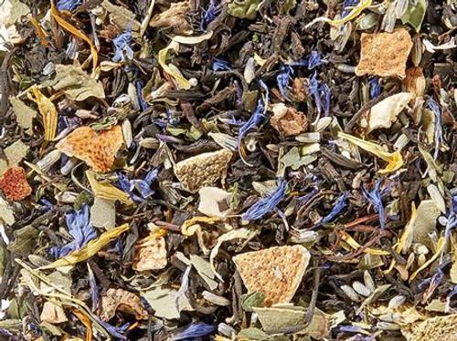 Lavender Lime Mint Tea