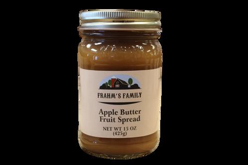 Apple Fruit Spread 16.5 oz