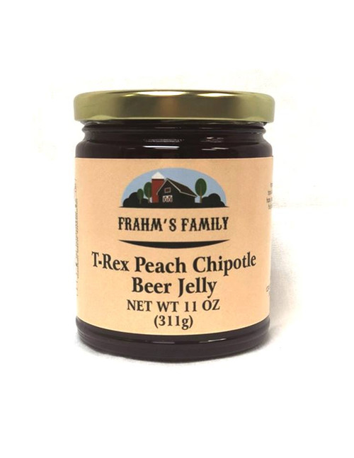 T-Rex Beer Jelly 16.5 oz FF