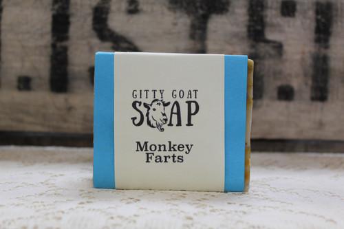 Monkey Farts Soap GGS