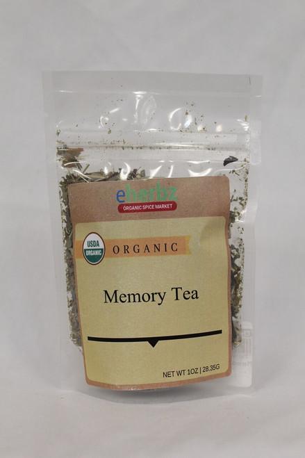Memory Tea Org 1oz SW