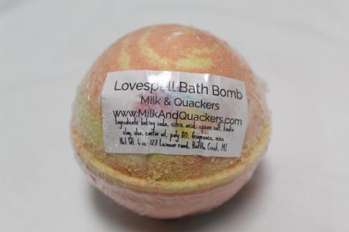 Lovespell Bath Bomb