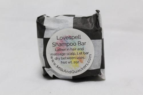Lovespell Shampoo Bar MQ