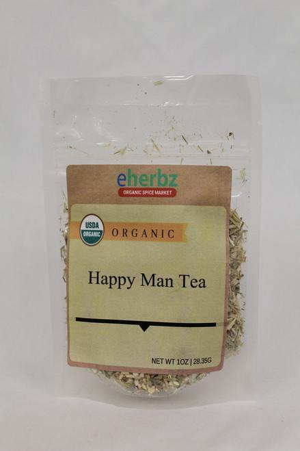 Happy Man Organic Tea
