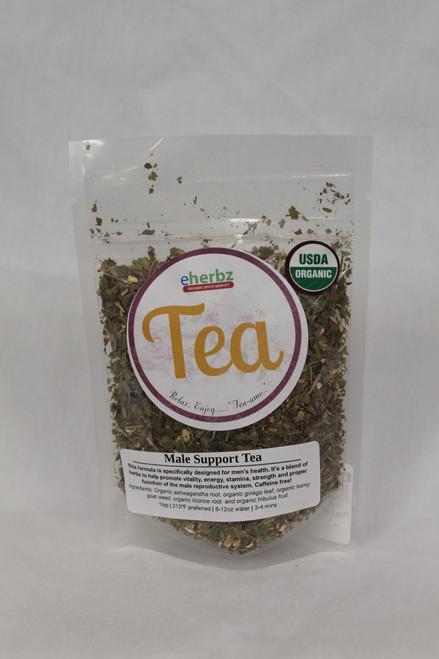 Organic Male Support Tea
