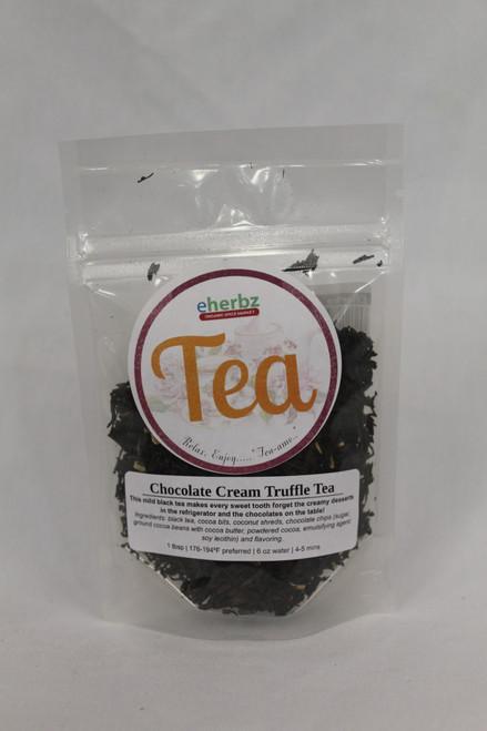Choc Cream Truffle Tea 1oz DB