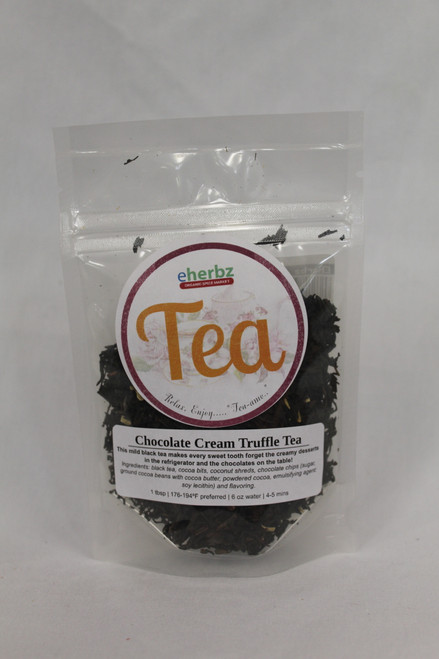 Chocolate Cream Truffle Tea