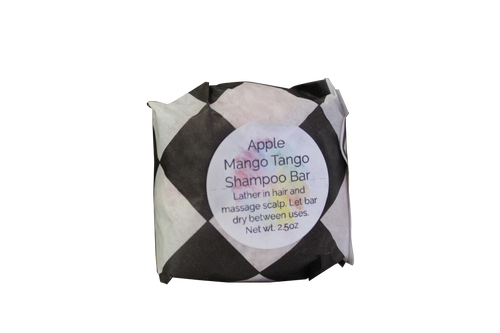 Apple/Mango Shampoo Bar MQ