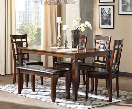 Browse our Dining Rooms