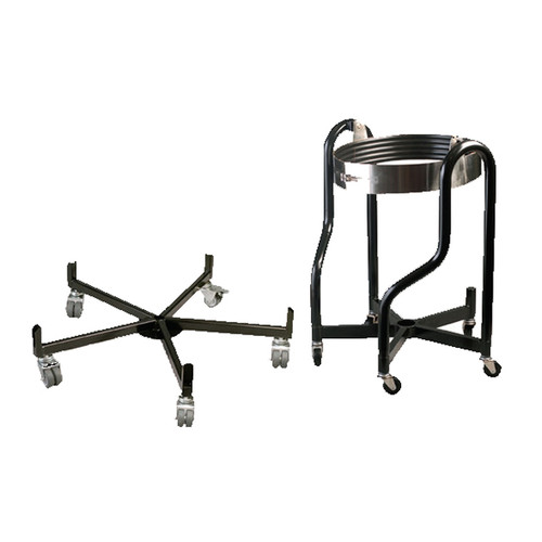 Worthington Roller Base, Tipping Stand