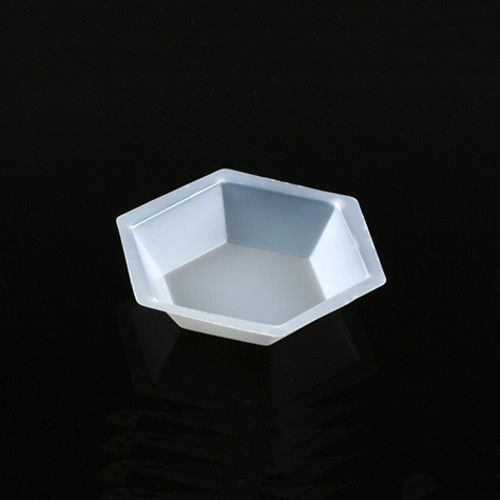 20mL Plastic Hexagonal Weighing Dish
