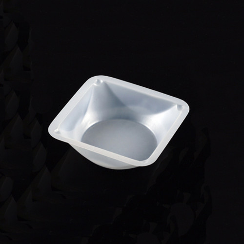 20mL Plastic Square Weighing Dish