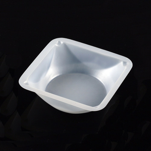 100mL Plastic Square Weighing Dish