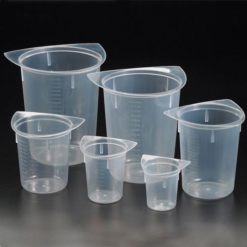Tri-Corner Polypropylene Plastic Beaker