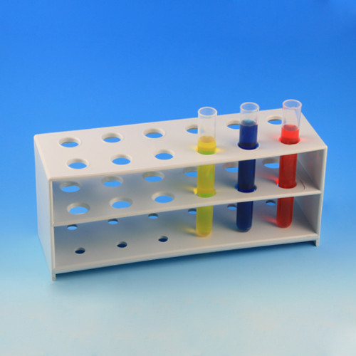 12-Place Polypropylene Racks