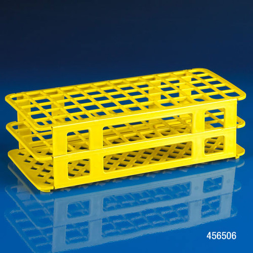 Snap-N-Racks for 16 & 17mm Tubes, Yellow