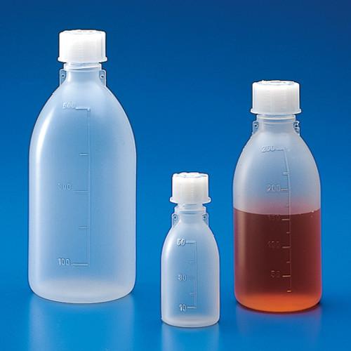 Narrow Mouth Round Bottles-Rigid