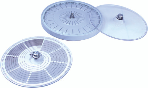 Scilogex Hematocrit Centrifuge Accessory, Rotor Kit with a Lid and a Reading Disk (holds 24 capillary tubes)