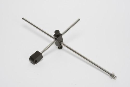 Temperature Sensor Support Rod & Clamp