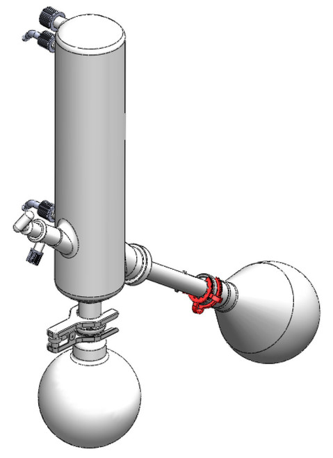 Scilogex Glassware Set