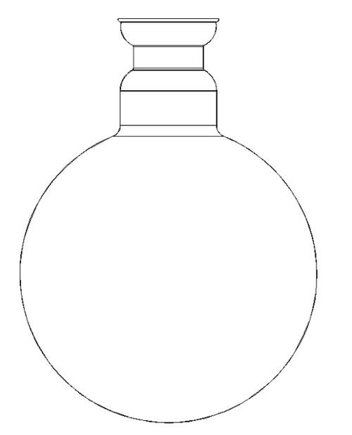 Scilogex KS 35/20 Receiving Flask