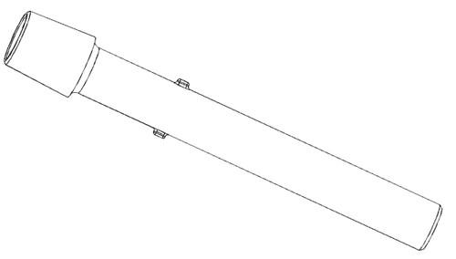 Scilogex NS 24/40 Vapour Tube