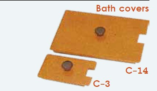 C-3 and C-14 Bath Covers