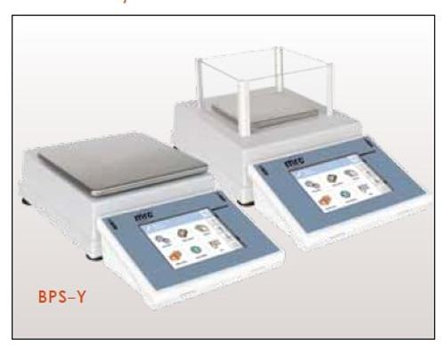 BPS-Y Series, Precision Balances
