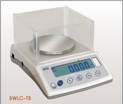 BWLC-TB, Precision balances