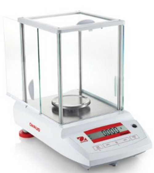 OH PA124 Ohaus Pioneer Analytical Balance with a capacity of 120g.