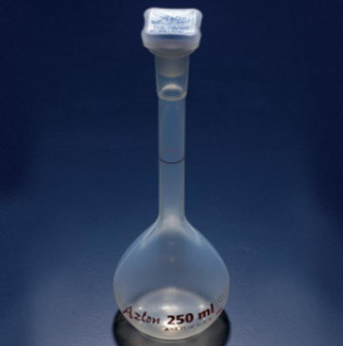 Globe Scientific Volumetric Flasks, 25-1000 mL, Class-B