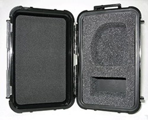 Open view of Hard Case