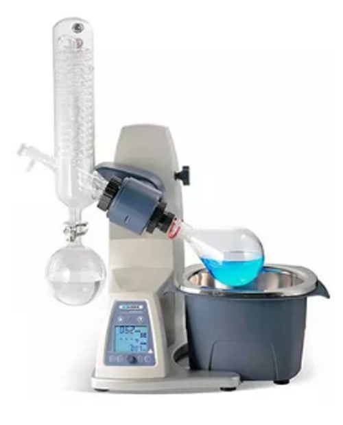 Scilogex RE100-Pro Rotary Evaporator, Vertical Coiled Condenser